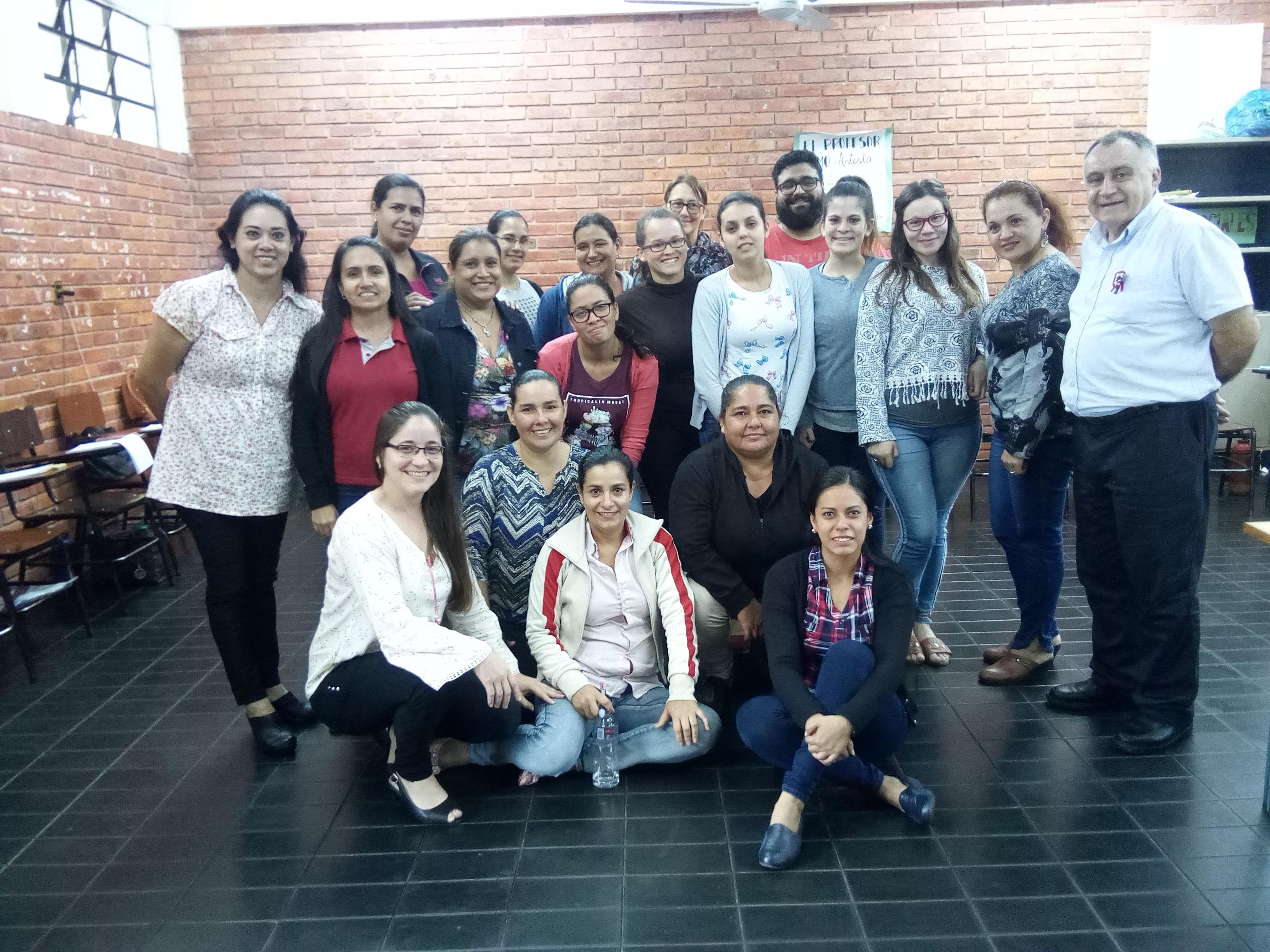 Curso de Capacitación: Inclusión Escolar. Prácticas Efectivas para el Aula. 2019